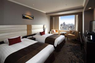 渋谷エクセルホテル東急(客室・EVホール)